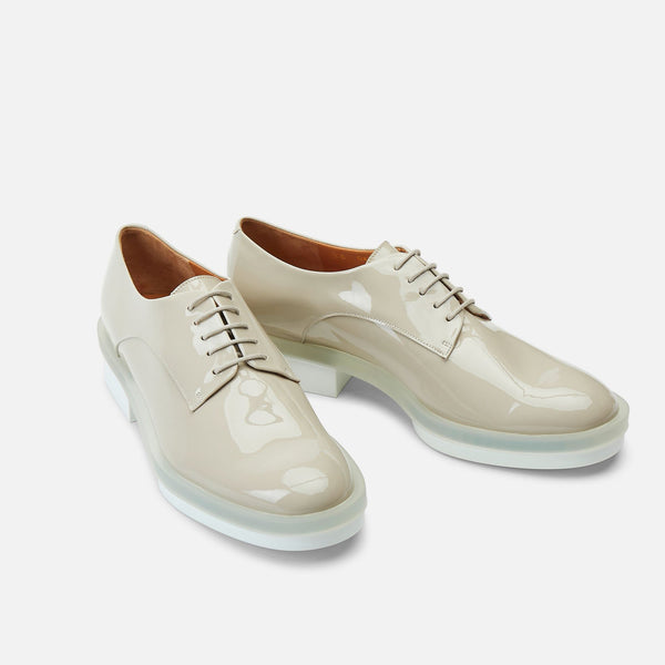 DERBIES ROMA, BEIGE