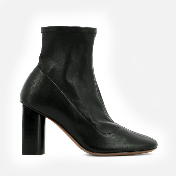 BOTTINES JONASE, NOIR