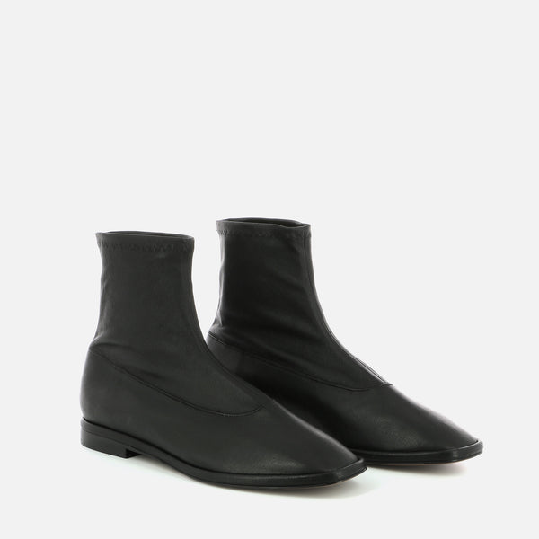 BOTTINES OLIVIA, NOIR