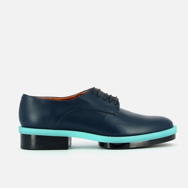 DERBIES ROMA, BLEU
