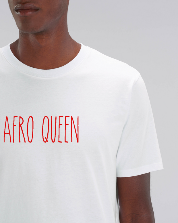 T- SHIRT SIORS® AFRO QUEEN - SIORSCLOTHING Vétements