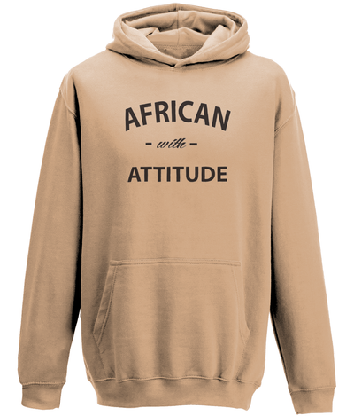 HOODIE SIORS® AFRICAN WITH ATTITUDE - SIORSCLOTHING