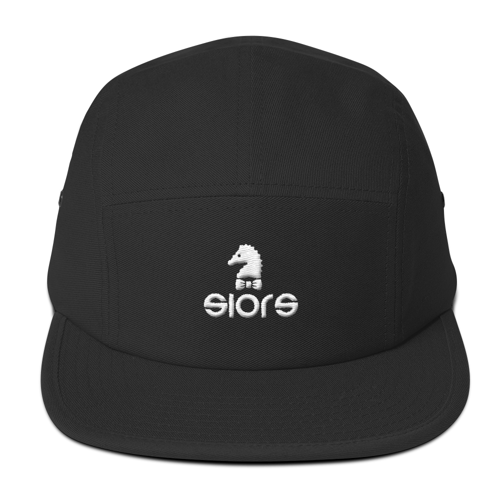 Casquette Five Panel Siors® - SIORSCLOTHING