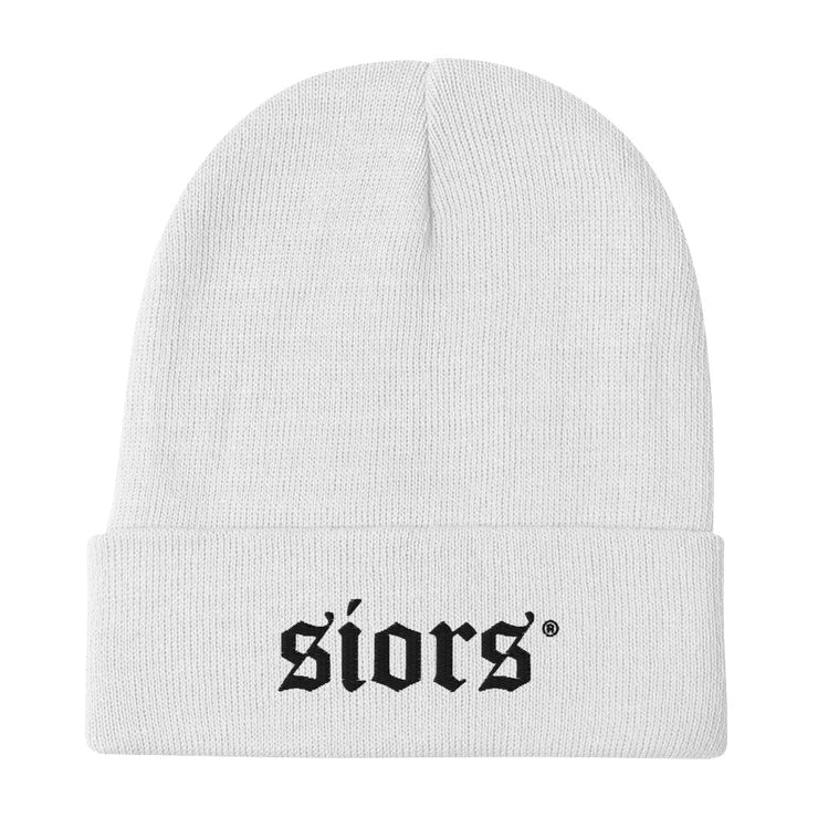 BONNET SIORS® GOTHIC - SIORSCLOTHING