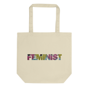 TOTE BAG BIO WAX FEMINIST