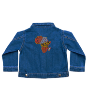 JACKET SIORS® DENIM BABY - SIORSCLOTHING Vétements