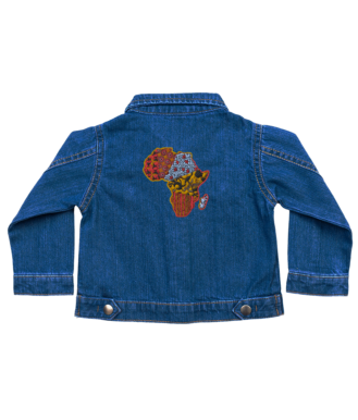 JACKET SIORS® DENIM BABY - SIORSCLOTHING