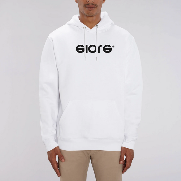 HOODIE BLANC SIORS® - SIORSCLOTHING