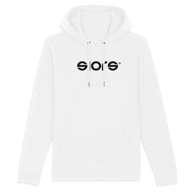 HOODIE BLANC SIORS® - SIORSCLOTHING Vétements