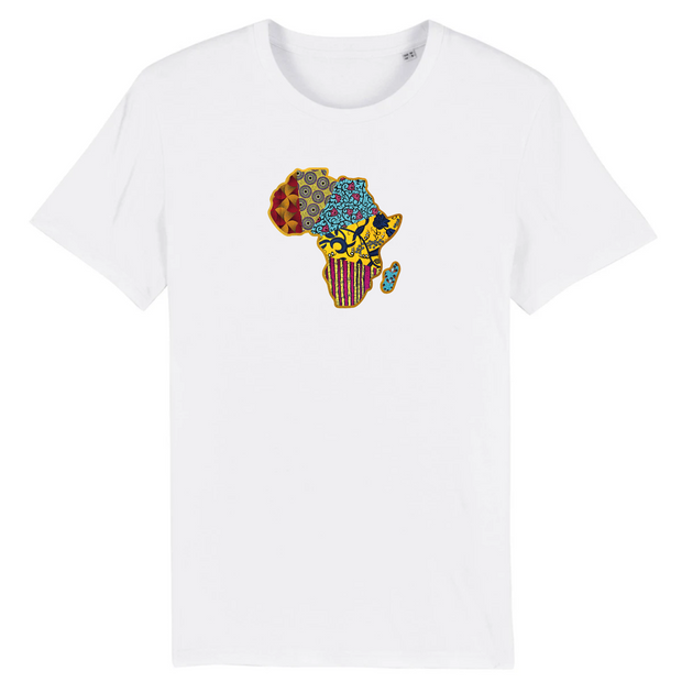 T-SHIRT SIORS® AFRICA WAX - SIORSCLOTHING Vétements