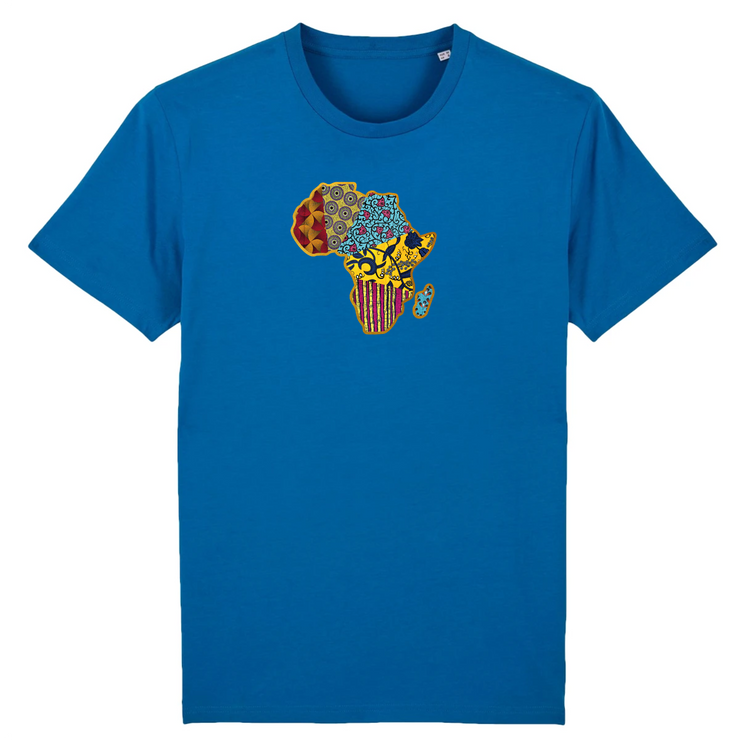 T-SHIRT SIORS® AFRICA WAX - SIORSCLOTHING