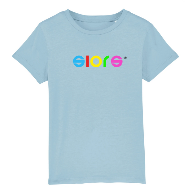 T-SHIRT SIORS® COLORS KID'S - SIORSCLOTHING Vétements