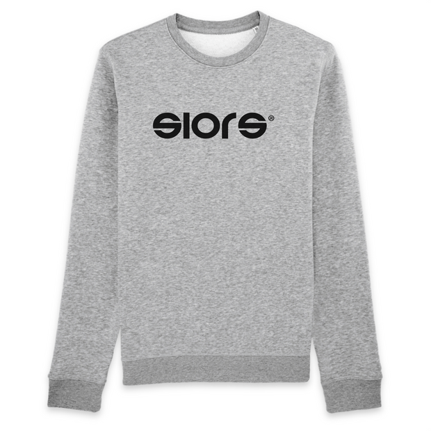 SWEAT COL ROND UNISEX 100% ORGANIC🌿SIORS® - SIORSCLOTHING