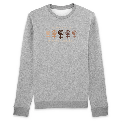 SWEATSHIRT SIORS® WOMAN'S RESISTANCE - SIORSCLOTHING