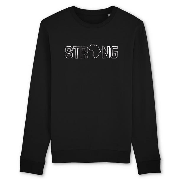 SWEATSHIRT SIORS®  STRONG AFRICA - SIORSCLOTHING