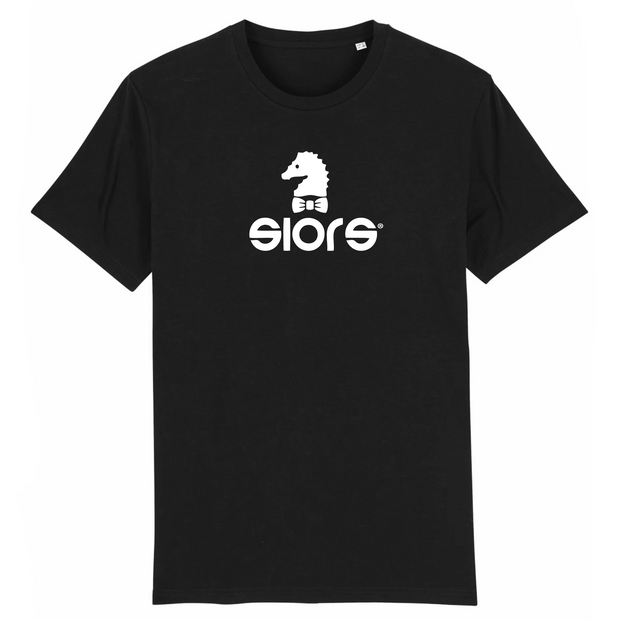 TEE SHIRT UNISEX 100% ORGANIC 🌿 SIORS® HIPPO - SIORSCLOTHING