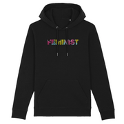HOODIE SIORS® FEMINIST WAX - SIORSCLOTHING