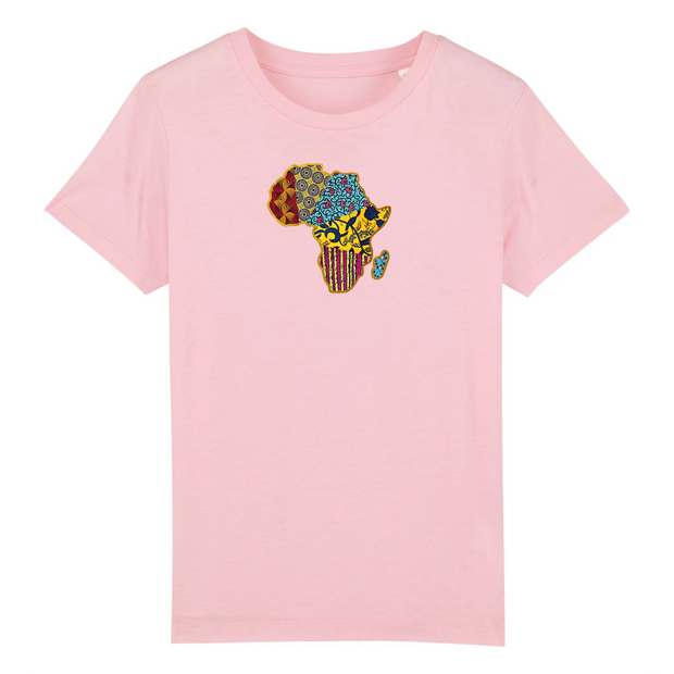 T-SHIRT SIORS® KID'S AFRICA WAX - SIORSCLOTHING
