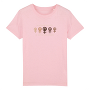 T-SHIRT SIORS® KID'S WOMAN'S RESISTANCE - SIORSCLOTHING Vétements