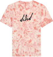 T-SHIRT SIORS®  TIE & DYE ROSE - SIORSCLOTHING Vétements