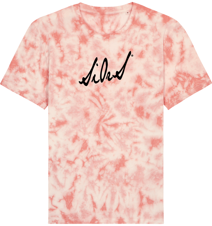 T-SHIRT SIORS®  TIE & DYE ROSE - SIORSCLOTHING