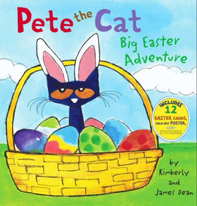 """Pete the Cat: Big Easter Adventure"""