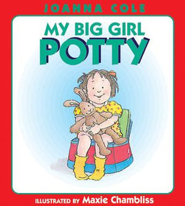 """My Big Girl Potty"""
