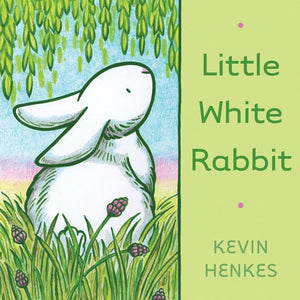 'Little White Rabbit' - Hardcover