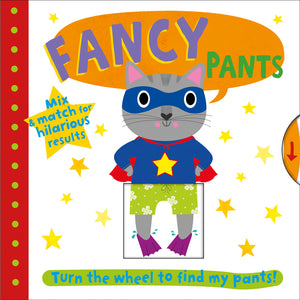 """Fancy Pants: Turn the Wheel to Find My Pants!"""