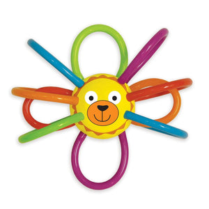Zoo Winkles Lion Teether