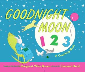 Goodnight Moon 1, 2, 3 - A Counting Book (Board Book)