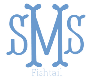 Fishtail Monogram