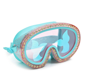 Under the Magical Sea Mask Swim Goggles - Blue Sushi