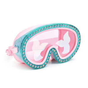 Under the Magical Sea Mask Swim Goggles - Jewel Pink