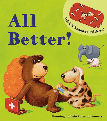 """All Better!"" Book"