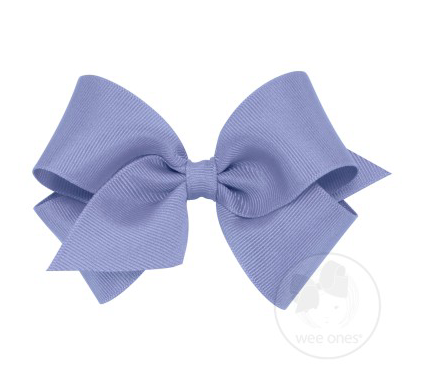 Bluebird Grosgrain Bow
