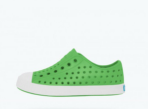 Jefferson - Grasshopper Green/Shell White