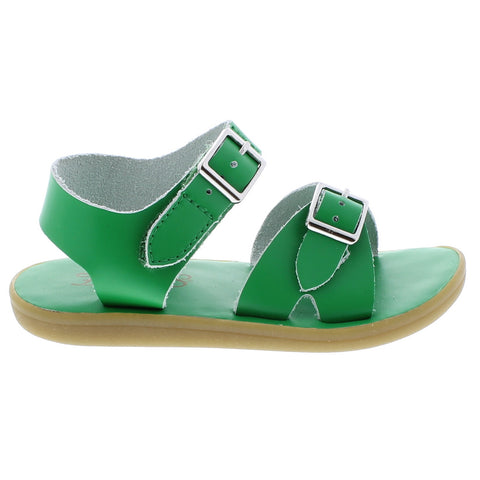 Tide Sandal - Kelly Green