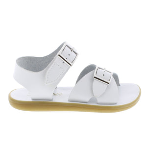 Tide Sandal - White