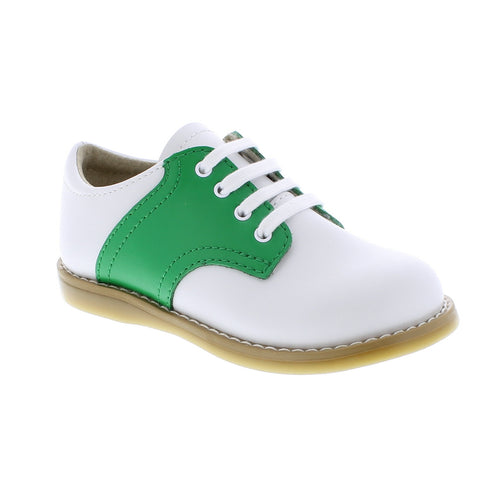 Cheer - White/Kelly Green