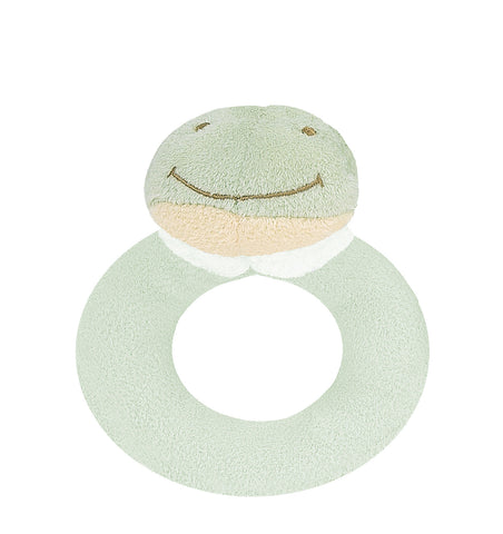 Ring Rattle- Froggy