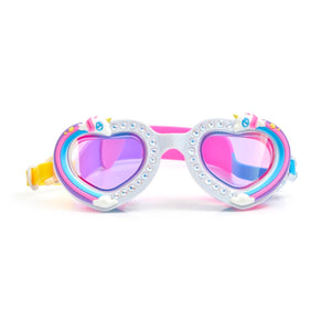 Magical Ride Swim Goggles - Carousel Purple