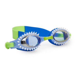 Fish-N-Chips Swim Goggles - Hammerhead Light Blue