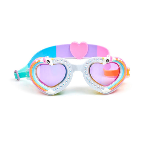 Magical Ride Swim Goggles - Pony Ride Rainbow