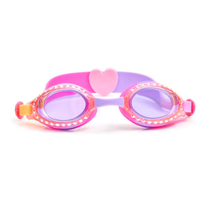 Classic Edition Swim Goggles - Straw-Blue-Berry