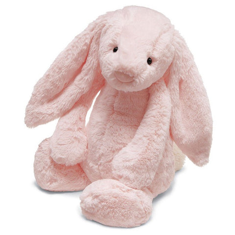 Bashful Light Pink Bunny Chime