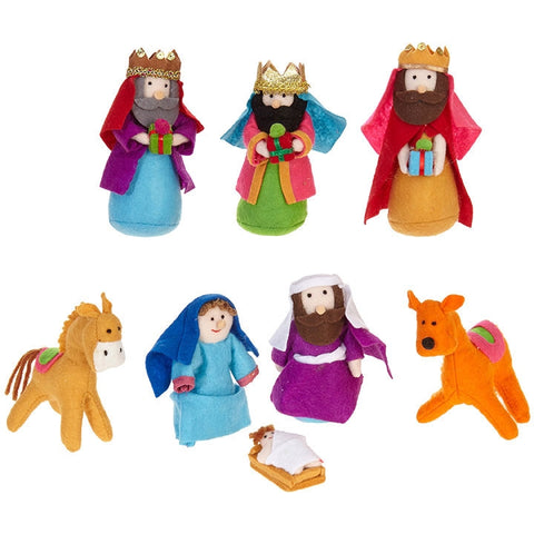 Nativity Set- 6""