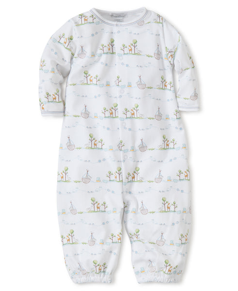 Noah's Ark Converter Gown - Light Blue