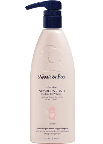Newborn 2-in-1 Hair and Body Wash 16oz.