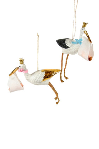 Special Delivery Stork Ornament
